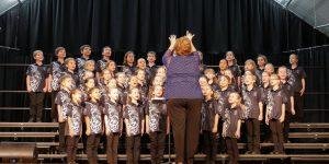 Our Silver-Awarded Junior Choir